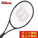 ウイルソン Wilson 硬式テニスラケット PRO STAFF RF97 AUTOGRAPH BLACK in BLACK (プロスタッフ ロジャー・フェデラー97 オートグラフ) 2019年モデル WRT73141S rkt