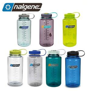 ナルゲン NALGENE ウォーターボトル 広口1.0L Tritan 9131