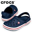 クロックス crocs クロックサンダル メンズ レディース クロックバンド 11016-410の商品画像