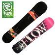 フロー(FLOW)スノーボードVIPER W板<2014>スノーボード板