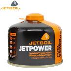 ジェットボイル ガスカートリッジ ジェットパワー230G 1824379 JETBOIL