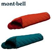 モンベル mont bellアウトドア シュラフ マミー 寝袋バロウバッグ #31121273