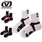 ビジョンクエスト VISION QUEST バスケット メンズ レディース ハイパフォーマンスミドル VQ570407D04
