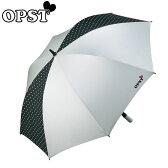 オプスト OPSTゴルフ 傘 レディース晴雨兼用星柄銀パラソル5OP220510-01