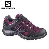 サロモン SALOMONELLIPSE GTX R W366814トレッキングシューズ レディース