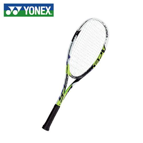 ヨネックス YONEXソフトテニスラケット オールラウンド ジュニア 張り上げ済みエースゲート66ACE66...