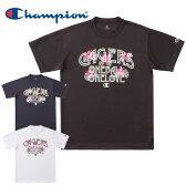チャンピオン Champion半袖プラクティスTシャツCBLM2423バスケットボールウェア 半袖Tシャツ レディース