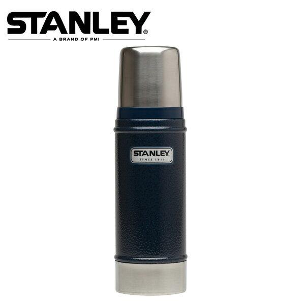 スタンレー クラシック真空ボトル 0.47L ネイビー