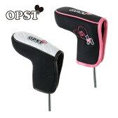 オプスト OPSTゴルフ レディースパターカバーB ブレード型OP230501E05