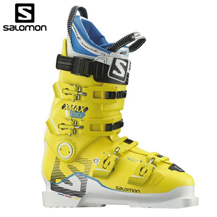 【9/18 20:00〜23:59 エントリーでポイント最大12倍】サロモン salomon X MAX130 メンズスキーブーツ X-MAXバックルブーツ【15‐16 2016モデル】【国内正規品】:ヒマラヤ
