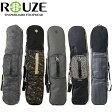 ラウズ ( ROUZE ) スノーボードケース ボードケース 3WAY   ( メンズ レディース ) スノー ボード ポケット RZB508-Q