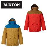 バートン BURTONFrontier Jacket10167102ウインターウェア スノーボードジャケット メンズ
