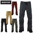 バートン(BURTON)ウインターウェアスノーボードパンツ(ユニセックス)Southside Pant Mid Fit【BUCL】
