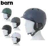 バーン BERNスノーボードヘルメット メンズWATTS JAPAN-FIT【15-16 2016モデル】