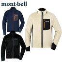 【店頭受取で5倍 12/31 23:59まで】 モンベル フリース ジャケット メンズ クリマエア ジャケット Men's 1106527 mont bell ...