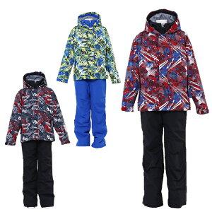 ポイント ジュニアスキーウェア スノースーツ スノーボード ボーイズ ガールズ