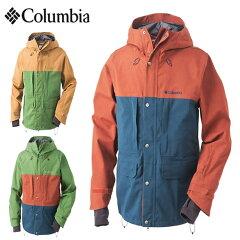 コロンビア(Columbia)ウインターウェアボードジャケット(ユニセックス) スノーシュートジャケットPM5953