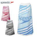 スピード speedo ラップタオル ラップタオル 小 SD96T04