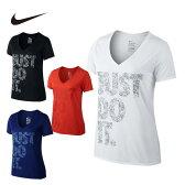 ナイキ NIKEフィットネスウェア Tシャツ レディース729822