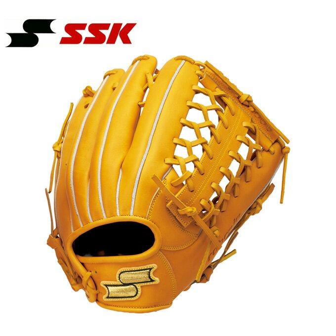 エスエスケイ SSK野球 硬式グラブ 硬式グローブ メンズプロブレイン内野手用 46PHX67:ヒマラヤ