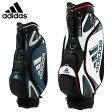 アディダス adidasゴルフ キャディバッグ メンズアディダスMCBAWT05