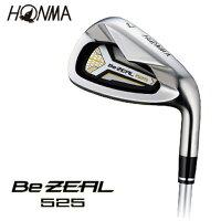 本間ゴルフ(HONMA)ゴルフクラブ(メンズ)ビジール525アイアン単品(シャフトVIZARDforBeZEAL)BeZEAL525タンピンVIZARD【2016年モデル】
