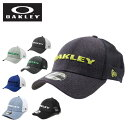 オークリー OAKLEYゴルフ キャップ メンズHEATHER NEW ERA GOLF SNAP-BACK HAT911523