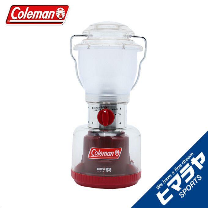 コールマン LEDランタン CPX6 リバーシブルLEDランタンIII 2000027302 Coleman