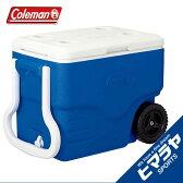 コールマン Coleman クーラーボックス ホイールクーラー/40QT ブルー 2000025240