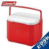 コールマン Coleman クーラーボックス エクスカーションクーラー/16QTレッド/ホワイト 2000027860