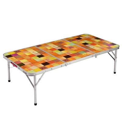 ベランダバーベキューにおすすめのテーブルは大き目が正解!ベランダバーベキューグッズ BBQ