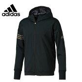 アディダス adidasフットサル メンズ・レディースUF ライトスウェットフードSALジャケット BKBIR61 AP2797