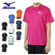 ミズノ MIZUNOテニス バドミントン ウェアメンズ レディースTシャツ62JA6Z01