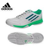 アディダス adidasテニスシューズ オールコート用 レディースソニック アタック WAF5797 テニス シューズ