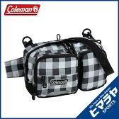 コールマン Coleman ウエストバッグ ウォーキングポーチ 2000027038