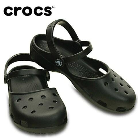 クロックス crocs サンダル レディース カリン クロッグ ウィメン 202494-001