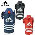 アディダス adidas水筒 金属ボトルタイガー ステンレスボトル <サハラクール> 1.0LMME-B10Xアウトドア 水分補給 運動 保冷