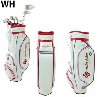 マリクレール(marieclaire)ゴルフセットクラブ(レディース)ハーフセット(WH)MC18HG31SET2x4+PT+CB