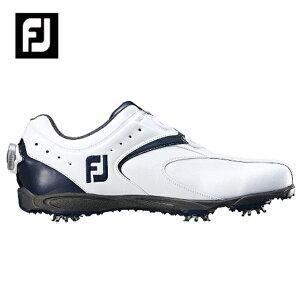 【ポイント10倍 8/19 9:59まで】 フットジョイ FootJoy ゴルフシューズ ソフトスパイク メンズ EXL Boa 45144