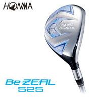 本間ゴルフ(HONMA)ゴルフクラブ(レディース)ビジール525ユーティリティ(シャフトVIZARDforBeZEALLadies)BeZEAL525UTL【2016年モデル】
