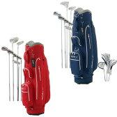 アズロフ AZROFゴルフ セットクラブ 7本セット レディースAZROF レディースセットAZF-6004 L-SET 2x4+PT+CB