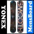 【ポイント5倍 5/29 9:59まで】ヨネックス YONEXスノーボード 板 メンズSMOOTH スムースSM16 スノーボード スノボ ボード 軽い 軽量 カービング 2017 16/17