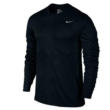 【5000円以上でクーポン利用可 1/9 20:00〜1/16 1:59】 ナイキ スポーツウェア 長袖Tシャツ メンズ DRI-FIT レジェンド L/S Tシャツ 718838-010 NIKE
