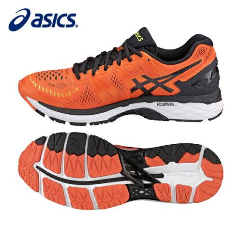 アシックス asicsランニングシューズ メンズゲルカヤノ 23-SWTJG944マラソンシューズ ジョギング ...