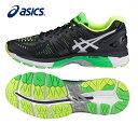 アシックス asicsランニングシューズ メンズゲルカヤノ 23 SWTJG944 9093マラソンシューズ ジョギング ランシュー クッション重視 4E相当 幅広