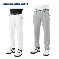 ロサーセン(ROSASEN)ゴルフ(メンズ)裏毛パンツ044-74910