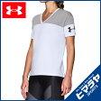 アンダーアーマー UNDER ARMOUR Tシャツ 半袖 レディース ワードマークバックヒットボクシーSS トレーニング Tシャツ WOMEN 1290678