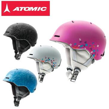 【8,000円以上でクーポン利用可能 12/28 20:00〜1/6 23:59】 スキー スノーボード ヘルメット ジュニア キッズ MENTOR アトミック ATOMIC スキーヘルメット ボードヘルメット