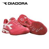 ディアドラ DIADORAテニスシューズ オールコート用 レディースSPEEDSTAR K4 AG スピードスターケー4170142 テニス シューズ