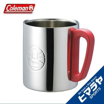 コールマン マグカップ ダブルステンレスマグ/300 レッド 170-9484 Coleman